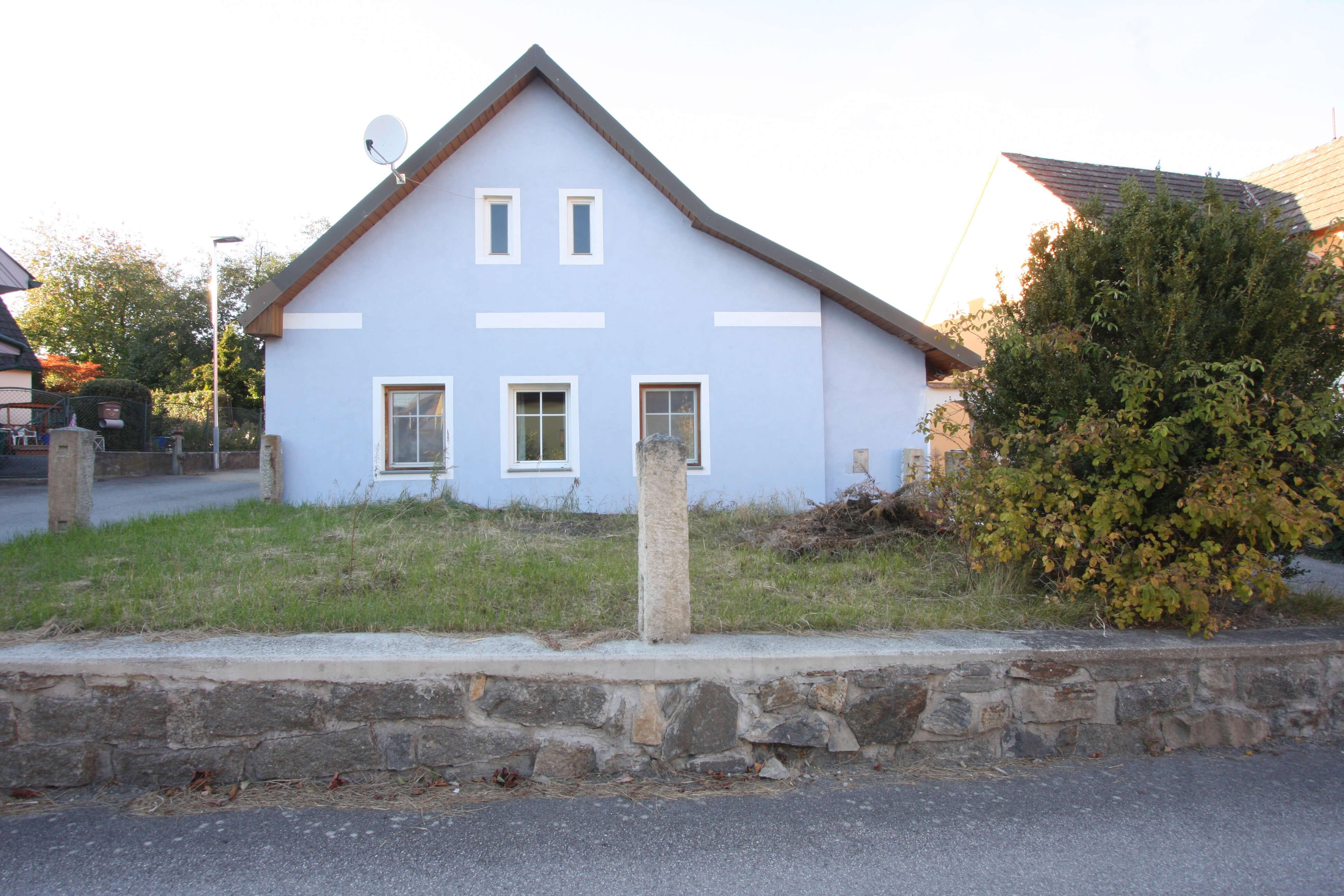 Casa Domingo Vorderansicht